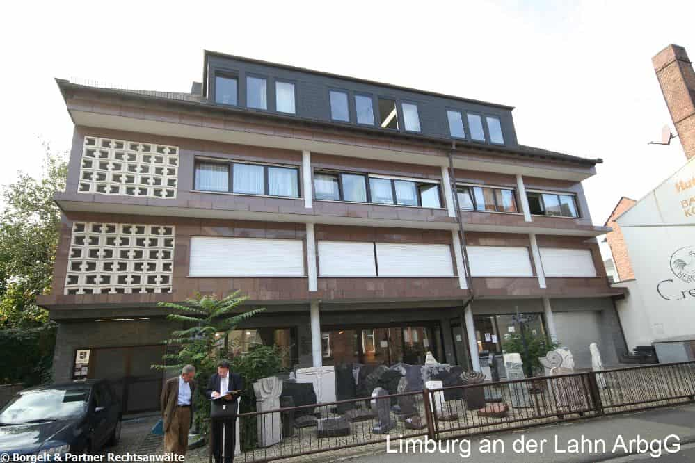Limburg an der Lahn Arbeitsgericht